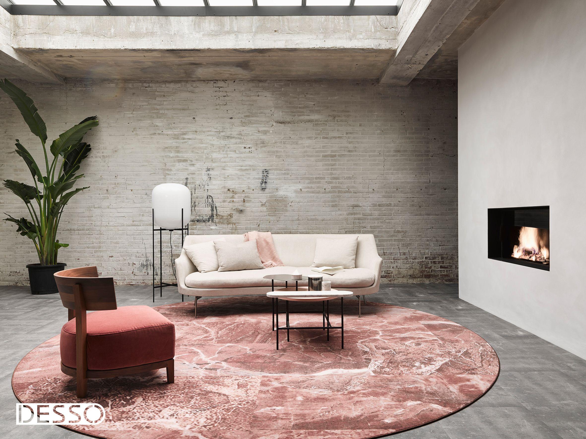 Desso sense of marble het nieuwste tapijt van desso met een marmer