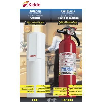 Kidde Extinguisher Value Pack 468066 Home Depot Canada Extinguisher Home Depot Canada Home