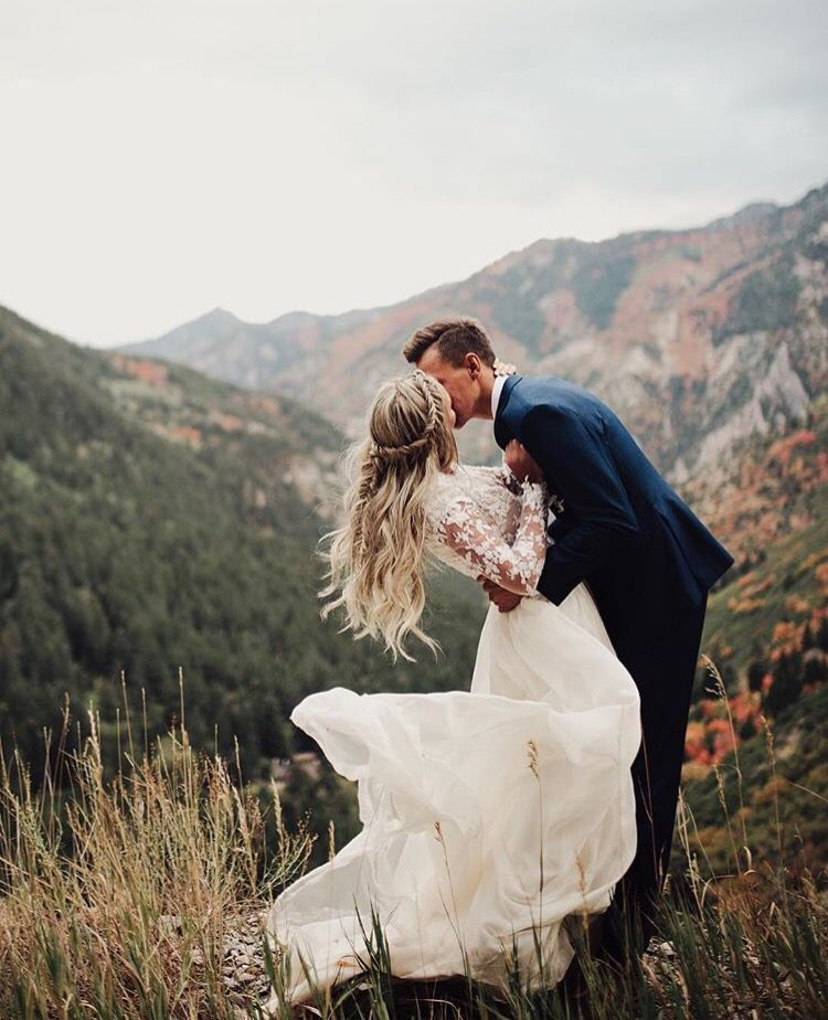 Wedding Elopement Ideas: More Likely Overlooking The Ocean (for Me), But Still A