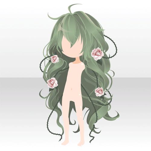 Long Anime Hair Reference Long Anime Hair Reference In 2020 Anime Hair Chibi Hair Manga Hair