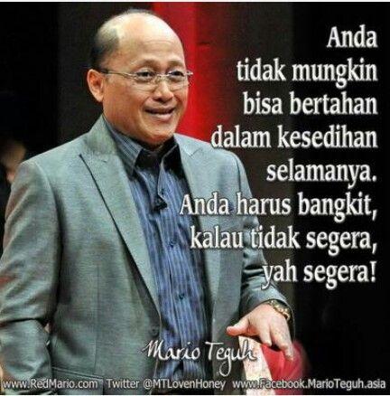 Quotes Mario Teguh Motivasi