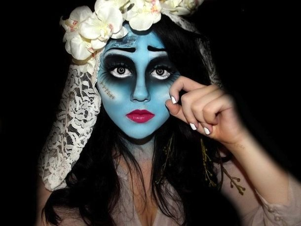 50 Scary Halloween Makeup Ideas Scary halloween makeup ideas - terrifying halloween costume ideas