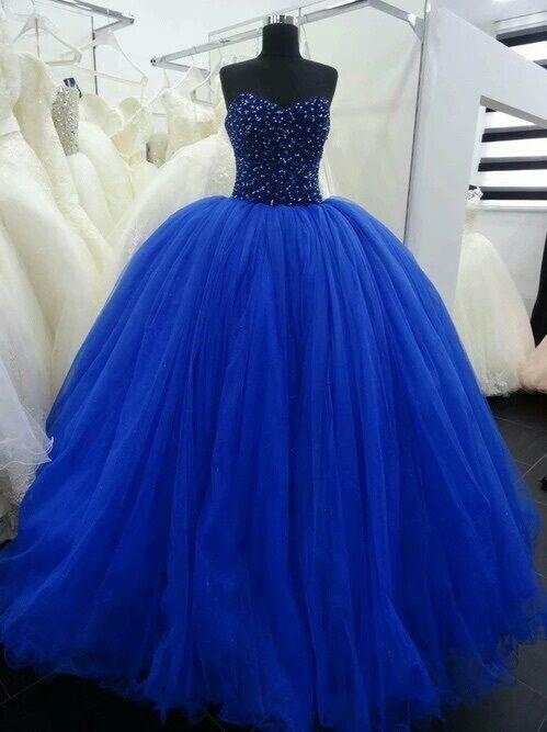 Imagen de dress and blue