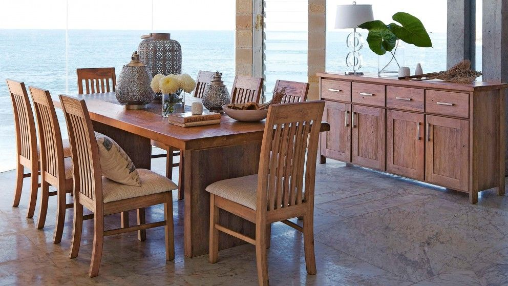 Morocco 9 Piece Dining Suite - Dining Furniture - Dining Room ...