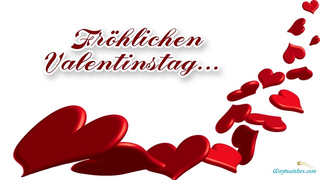 Happy Valentines Day In German In 2020 Happy Valentines Day Valentines Happy Valentine