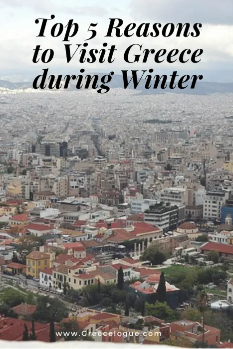 Top 5 Reasons to Visit Greece during Winter | LooknWalk Greece #visitgreece