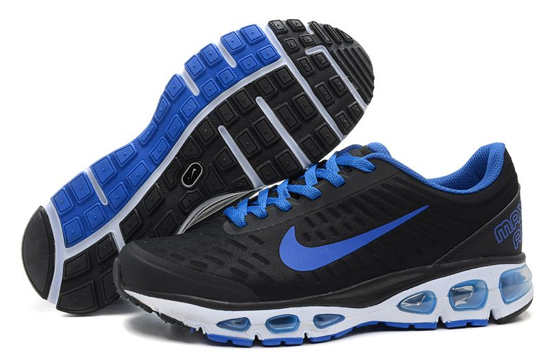 separation shoes 6a364 29538 Nike Air Max Tailwind 5 Black Royal Blue White 555416 401