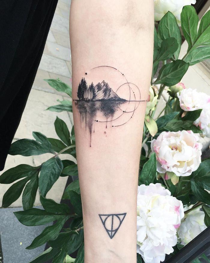 ▷ 1001 + Ideen und Bilder zum Thema Tattoos Frauen #tattoosandbodyart