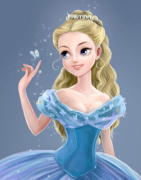 Cendrillon walt disney pinterest cendrillon princesse disney et disney - Dessin anime cendrillon walt disney ...