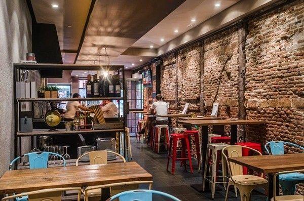 El Mandil #madrid #restaurante