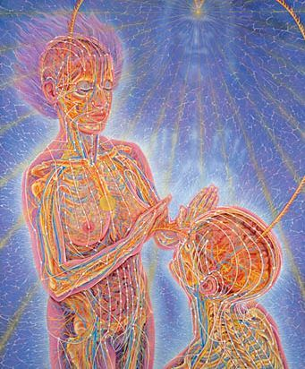 Pin By Psychic Reading Lounge On Healing Alex Grey Alex Gray