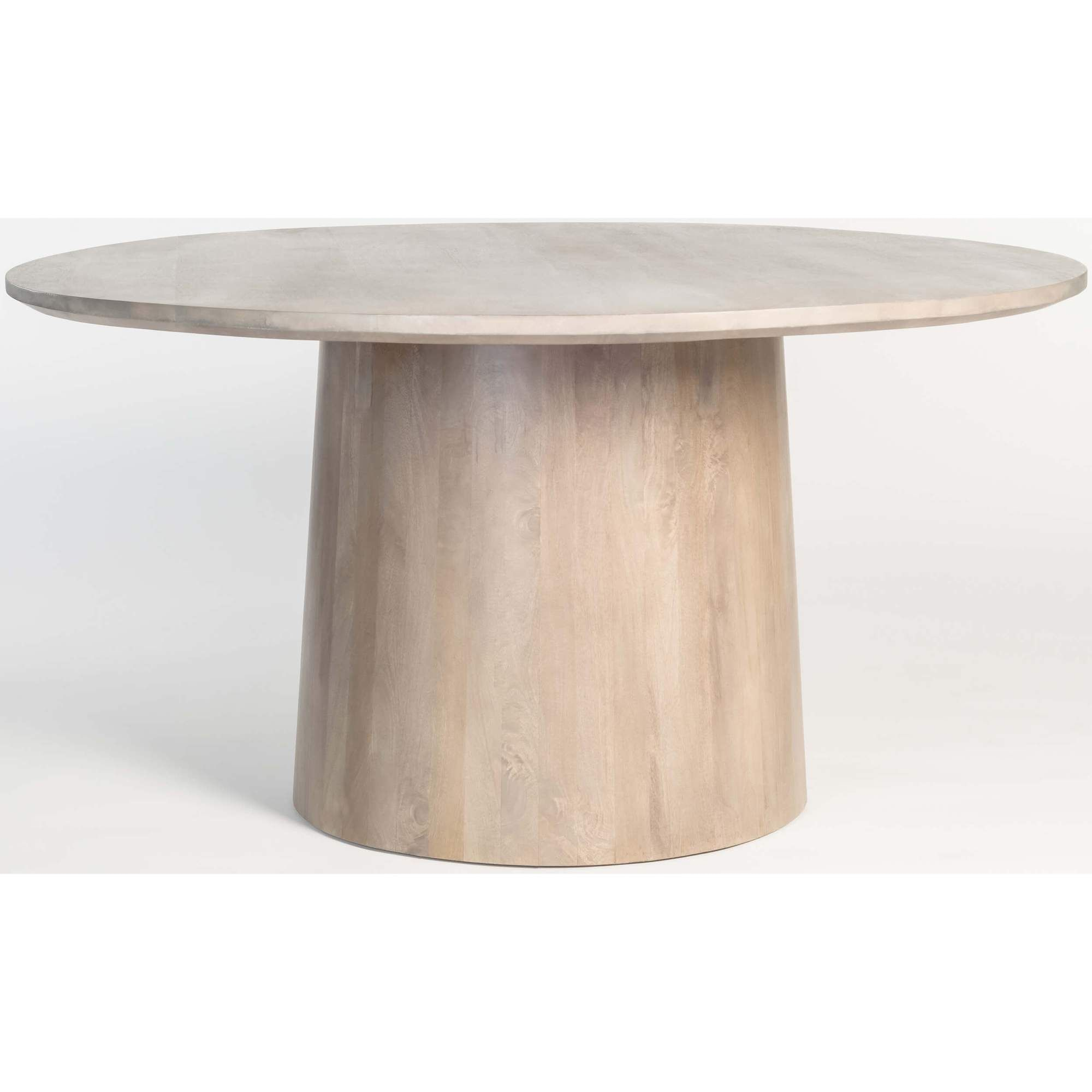Merrick Dining Table In 2021 Round Wood Dining Table Round Pedestal Dining Table Dining Table Decor