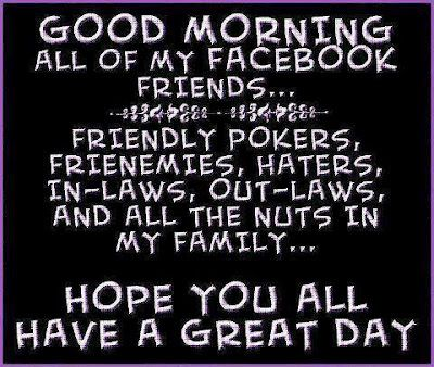 Funny Monday Morning Quotes For Facebook