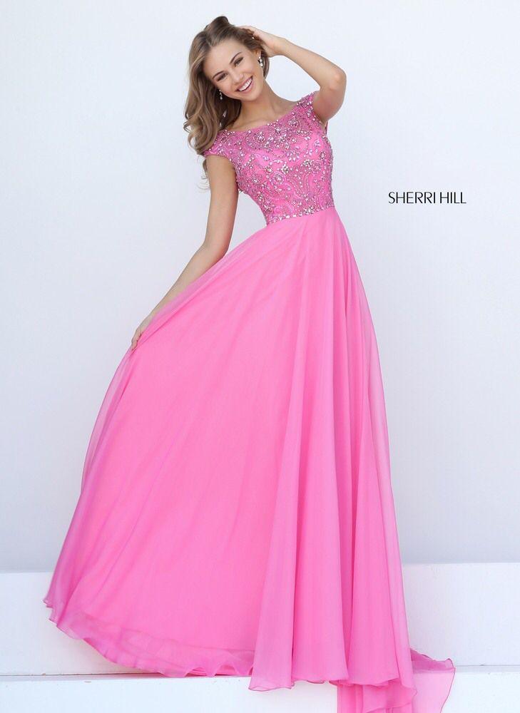 Beste Zweiteilige Prom Kleid Sherri Hügel Galerie - Brautkleider ...