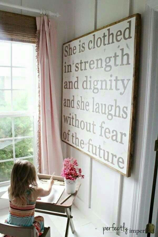 Quotes With Images Little Girl Rooms Big Girl Rooms Room