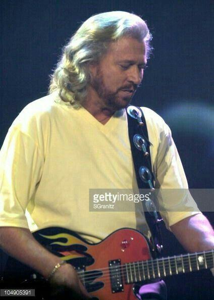 Barry Gibb 2001 Wango Tango/eo