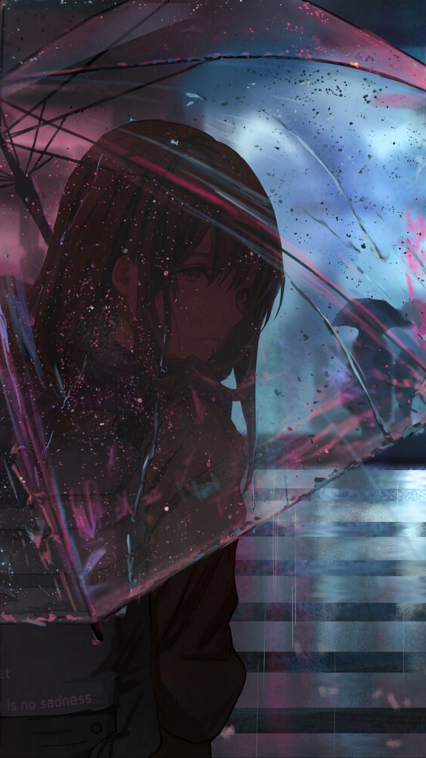 1440x2560 Wallpaper Anime Cobain Wallpaper 1440x2560 3dwallpaperanime Anime Cobain W Anime Tapete Dark Anime Traurige Kunst