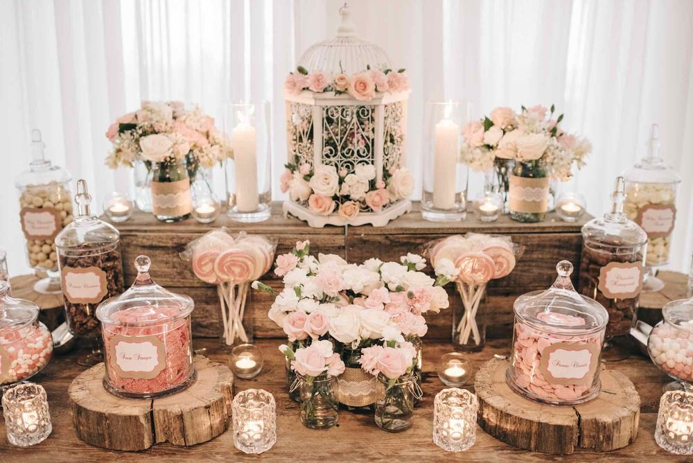 Image result for BLUSH DESSERT CANDY BUFFETS
