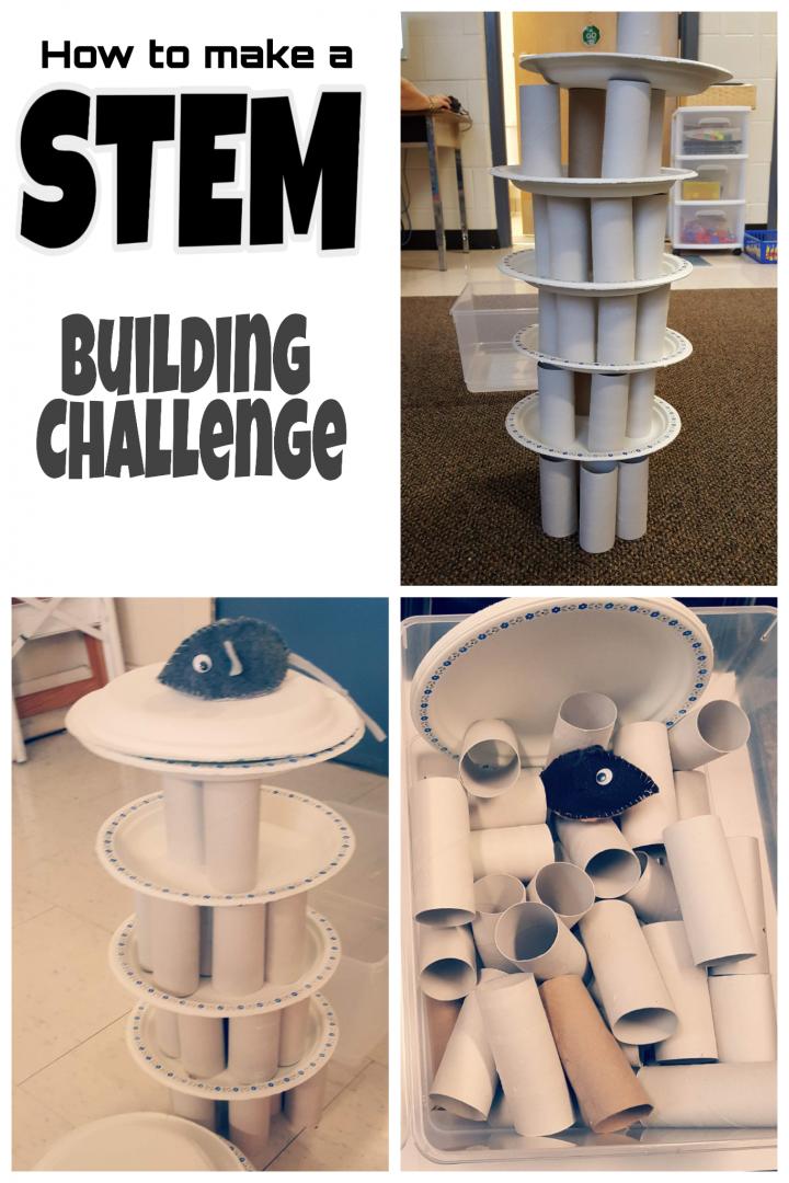 Stem Activity - Hands-On Teaching Ideas - Kindergarten Adventures #stemactivitieselementary