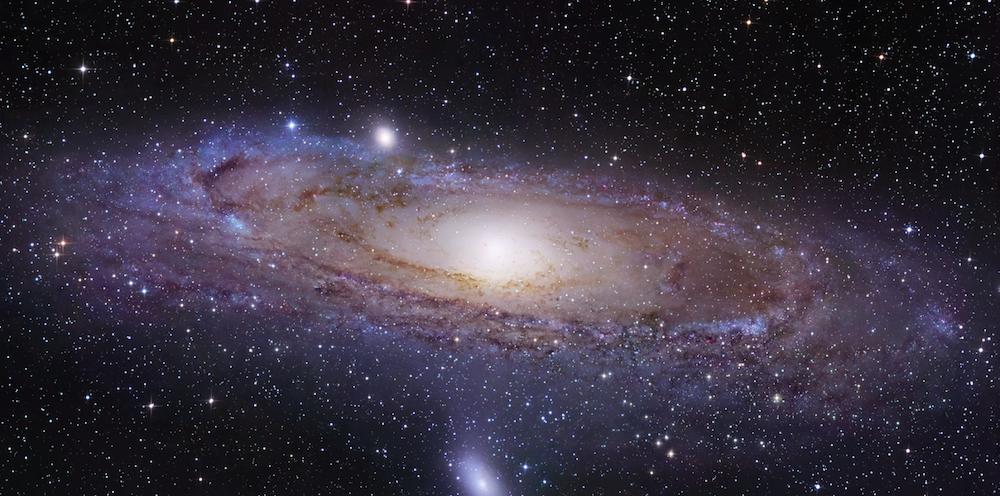 L Univers Vous Donne Exactement Ce Que Vous Avez Commande Conscience Et Eveil Spirituel Galaxie Spirale Fond Ecran Galaxie Galaxie D Andromede