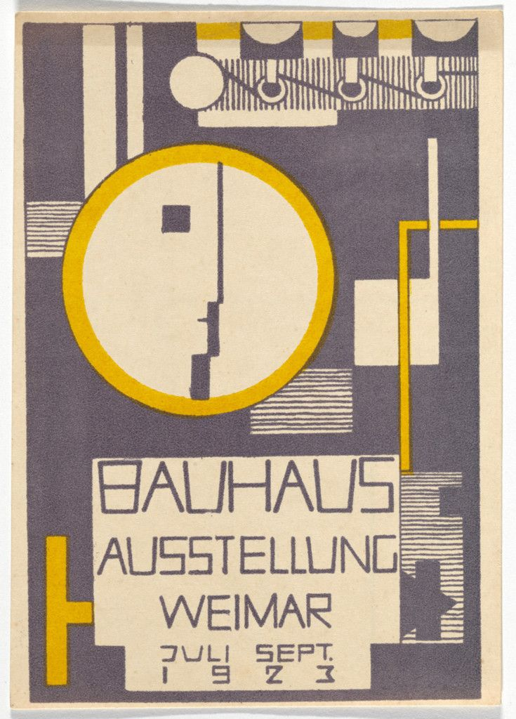 The Perfect Medium for Bauhaus Artists? Postcards | WIRED