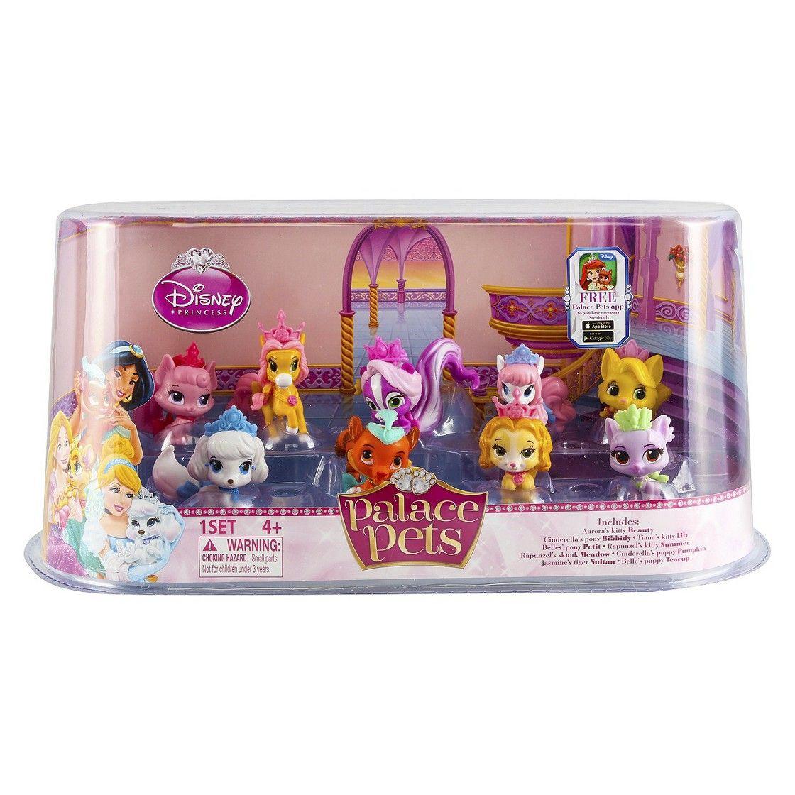Disney Princess Palace Pets 1 5 Pets Giftset 1 Disney Princess Palace Pets Palace Pets Birthday Princess Palace Pets