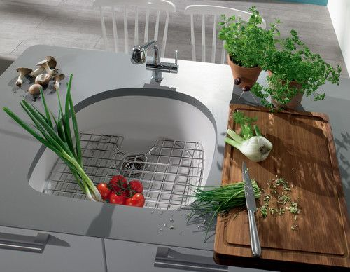 Clever Extras For A Perfectly Personalized Kitchen Sink Sinks