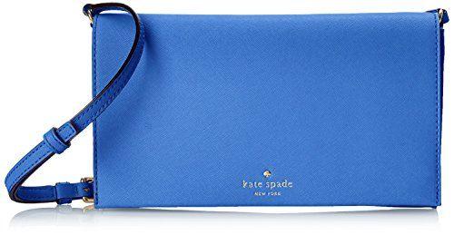 kate spade new york Cedar Street Cali Convertible Cross Body Bag Adventure Blue One Size -- Click image for more details.