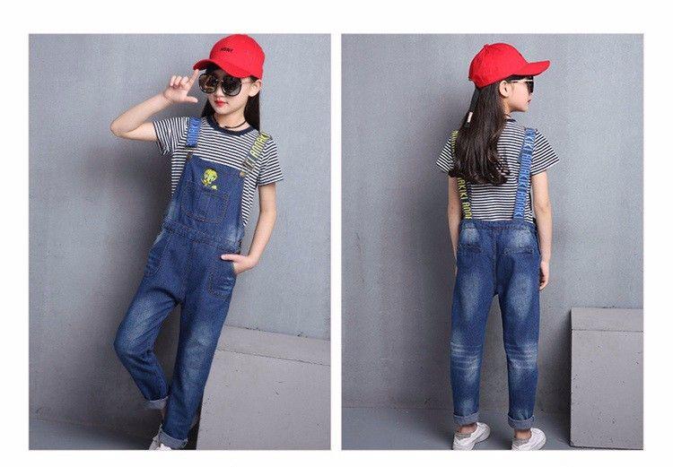 b88e30cf2 Mc# Kids Jumpsuit Denim Shorts Latest Design Girls Top Jeans Baby Clothing  China Wholesale -
