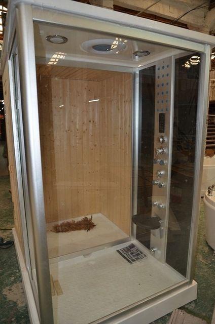 Source HS-SR013 sauna box steam bath/sauna steam bathroom/shower ...