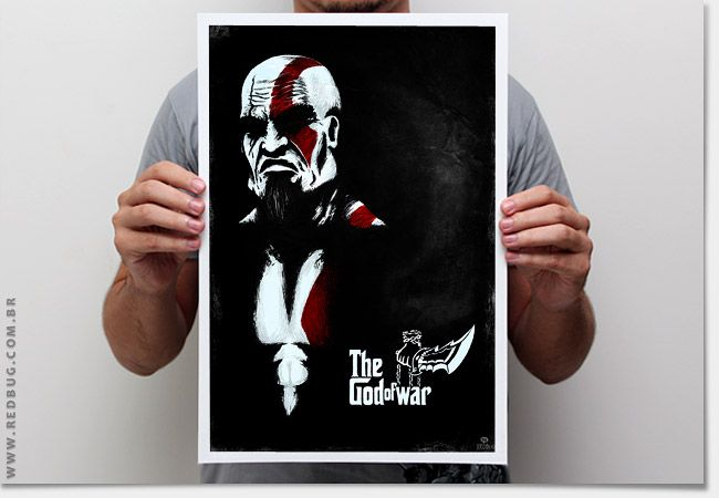 Poster The God of War
