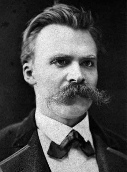Friedrich Nietzsche Bio And Philosophical Style The Art Of Manliness Friedrich Nietzsche Nietzsche Philosophers