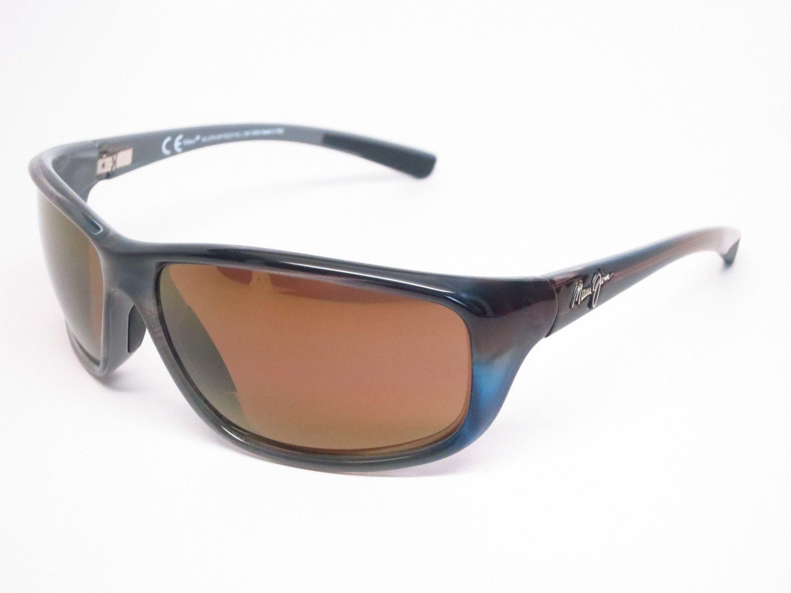 ea064ef89f8b Maui Jim Spartan Reef MJ H278-03F Marlin Polarized Sunglasses ...