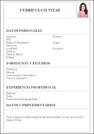 Resultado De Imagen Para Descargar Curriculum Vitae De Word Otto