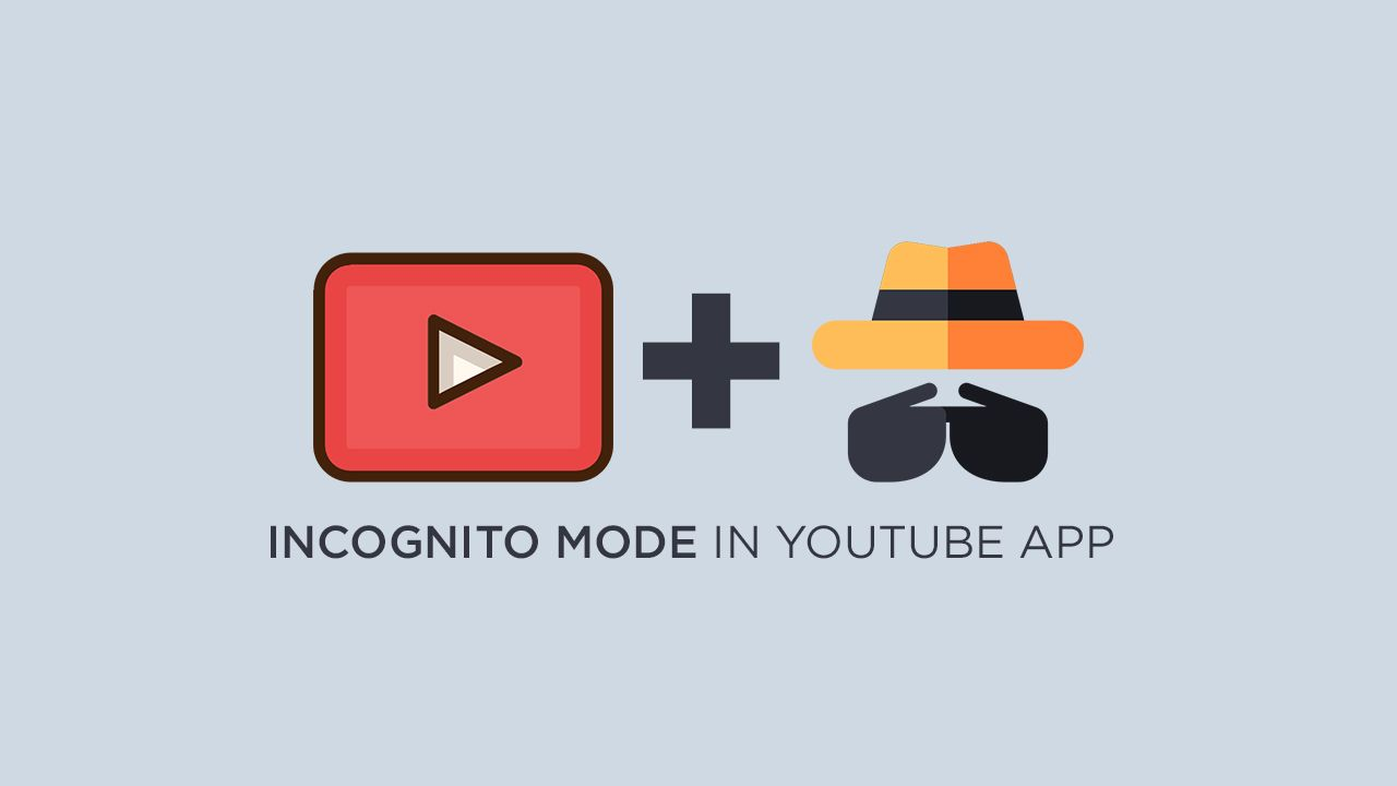 How To Use Incognito Mode In Youtube App Easy Steps Youtube Incognito App