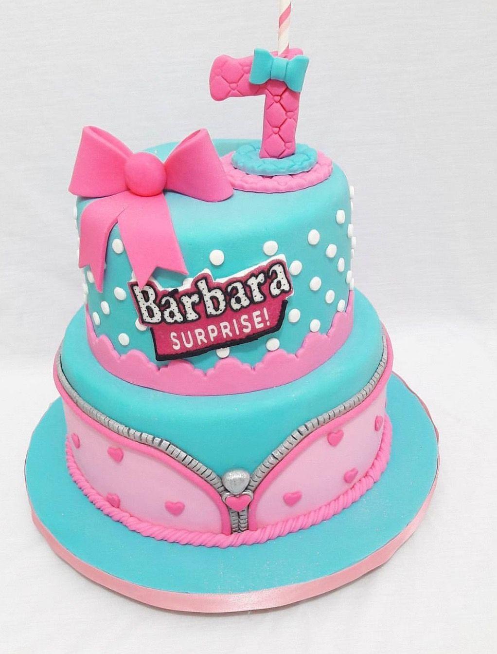 Fondant Cake Design For Kids