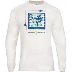 Men's Marlin Tag L/S UV Fishing T-Shirt