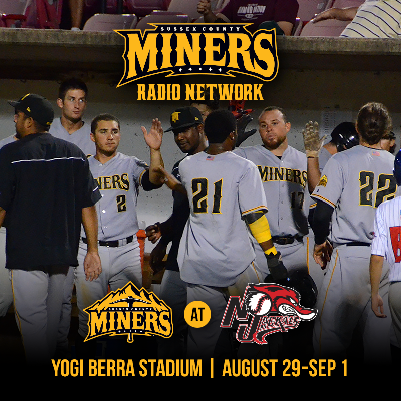 Pin by Sussex County Miners on Miners Baseball (With
