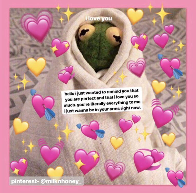 Pinterest Milknhoney Cute Love Memes Wholesome Memes Cute Memes
