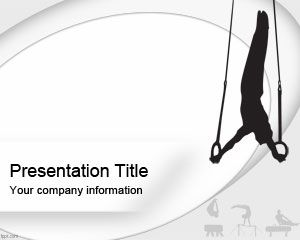 Olympic Gymnastics Powerpoint Template Is A Free Olympics