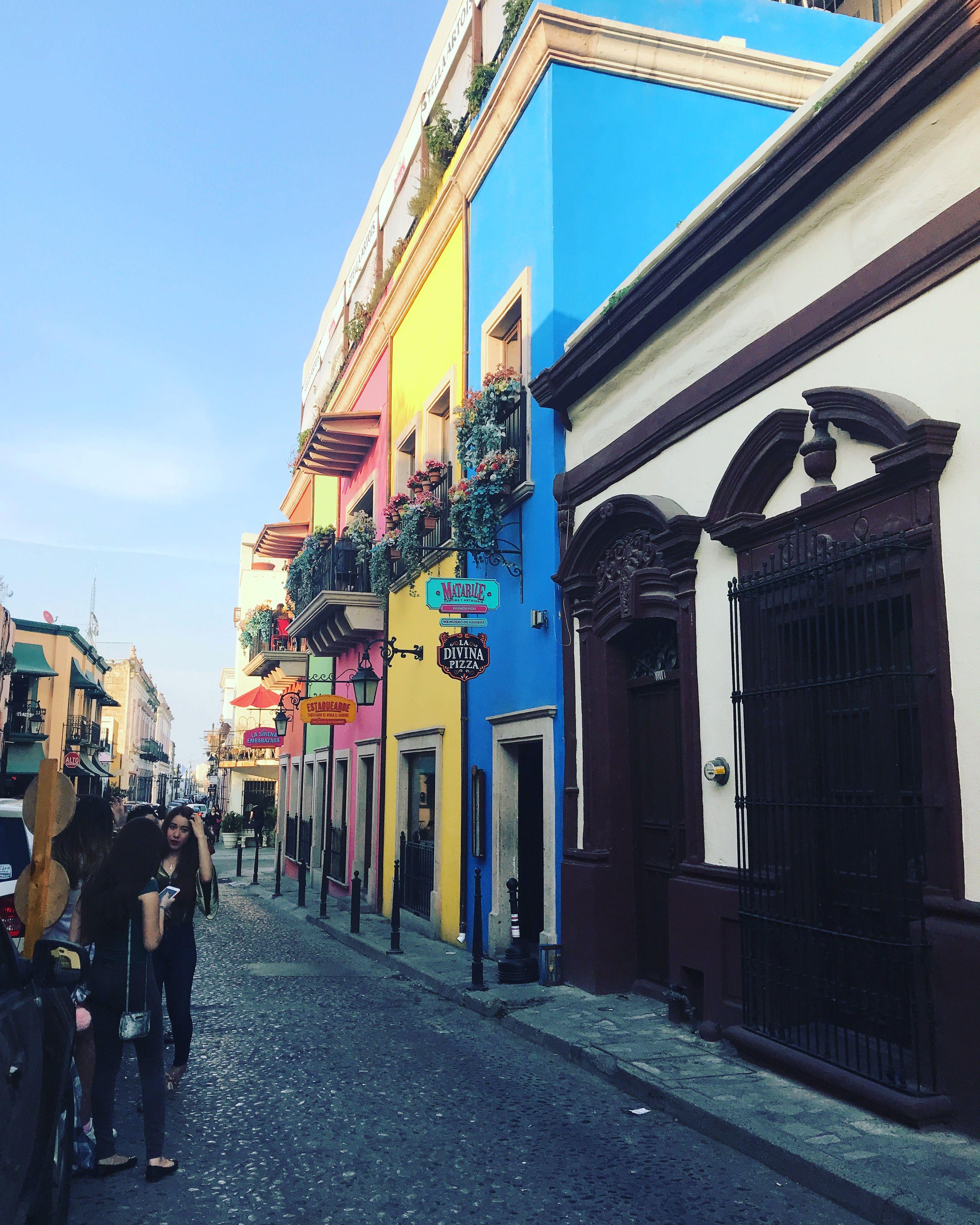 Barrio Antiguo Monterrey Mxico Restaurantes Me muero
