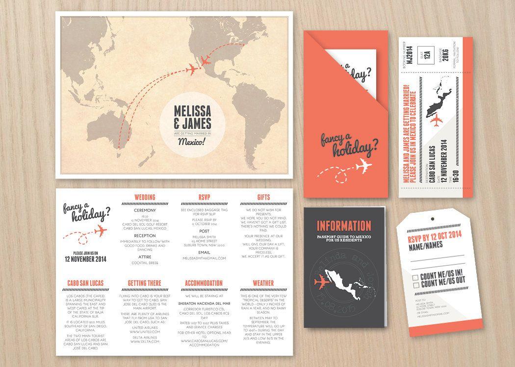 Travel DIY printable stationery set por StationeryPolkadot en Etsy ...