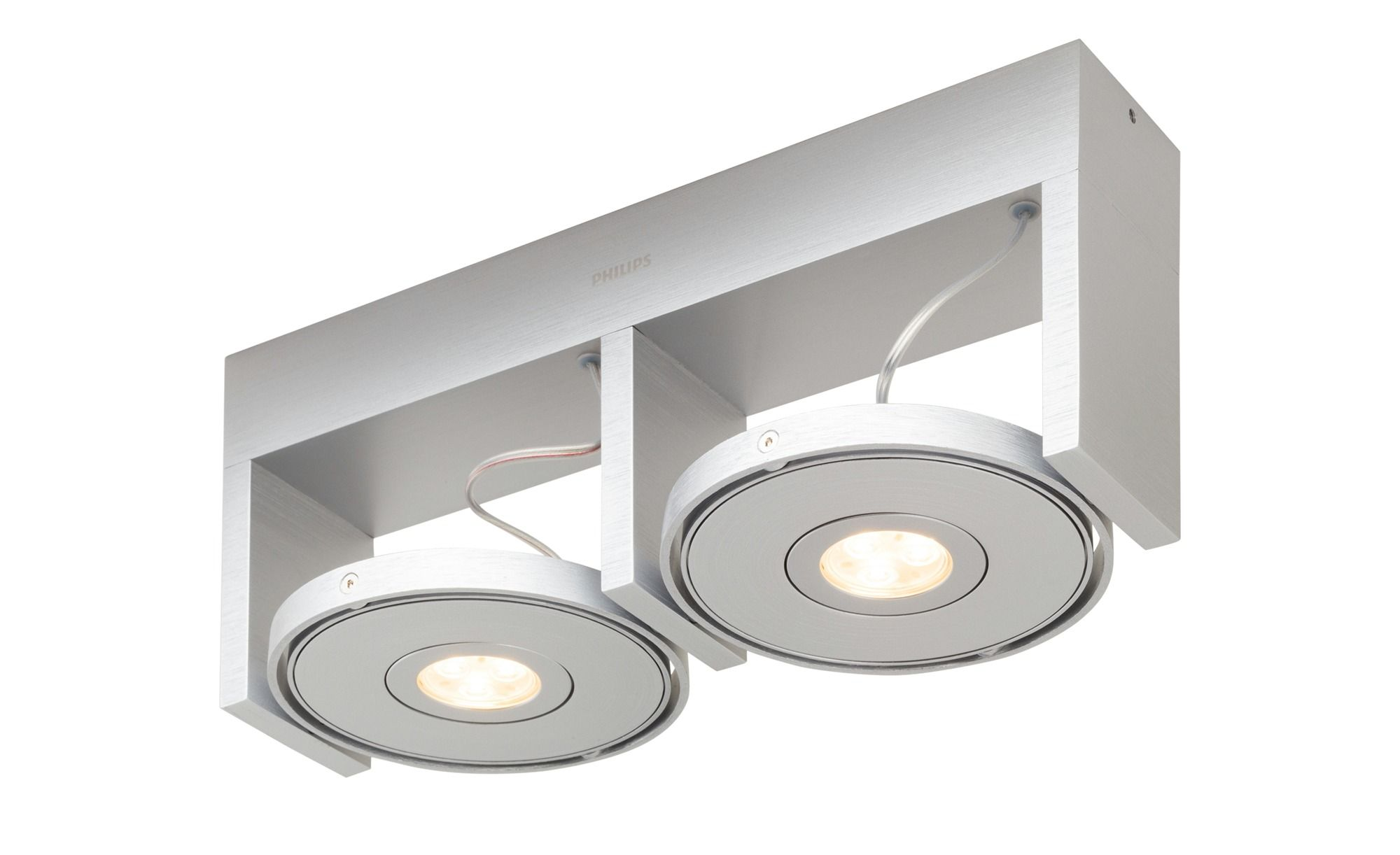philips led deckenstrahler dreh und schwenkbar light. Black Bedroom Furniture Sets. Home Design Ideas