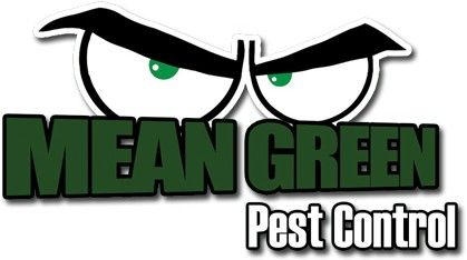 Mean Green Pest Control Logo