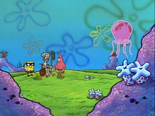 Jellyfishing Gallery 35 Jpg Cartoon Wallpaper Spongebob Jellyfish Spongebob