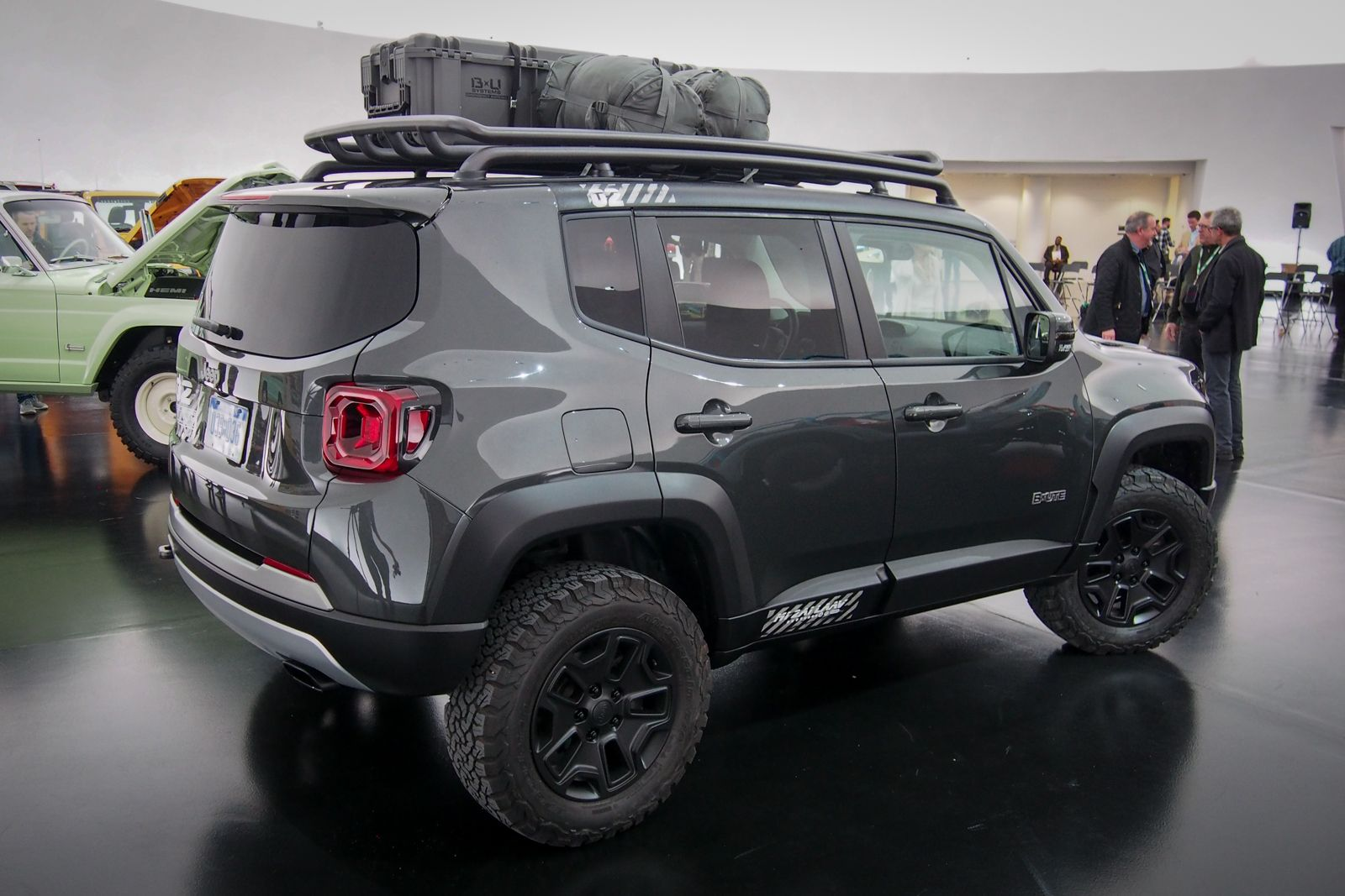 Jeep Shows Off Seven Concepts For 2018 Easter Jeep Safari Jeep
