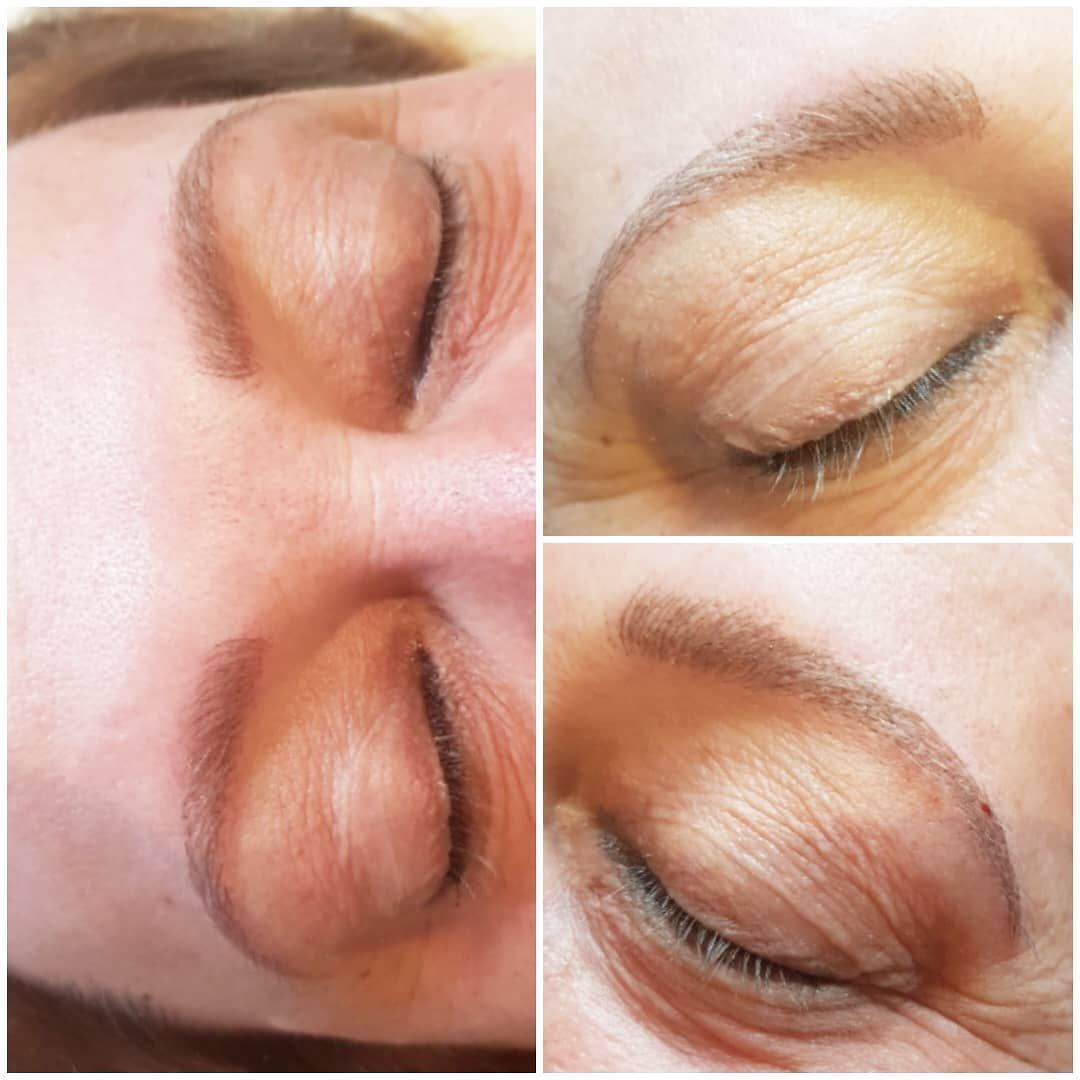 My lovely client came today for an initial procedure after having barely any natural brow for years! Just look at the difference! How amazing are her new microbladed brows?   semipermanentcosmetics  microblading  tattoo  browlove   microbladingderby  bellabrows  microbladingnottingham  skilledtechnician  browartistry  beauty  browtopup  browarch  browreconstruction  lifechanging  frameyourface  fullyinsured  fullyqualified  derby  notts  bebella #naturalbrows My lovely client came today for an i #naturalbrows