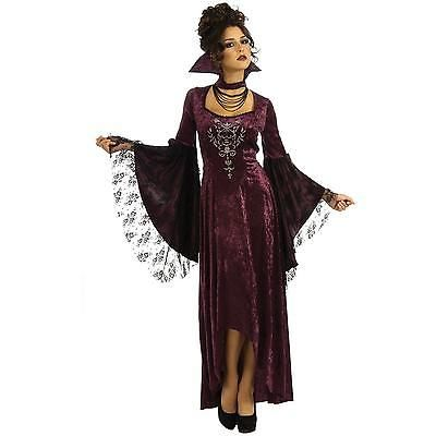 Womens Halloween Costume Violet Vamp Adult Classic Fancy Dress Xl - ladies halloween costume ideas