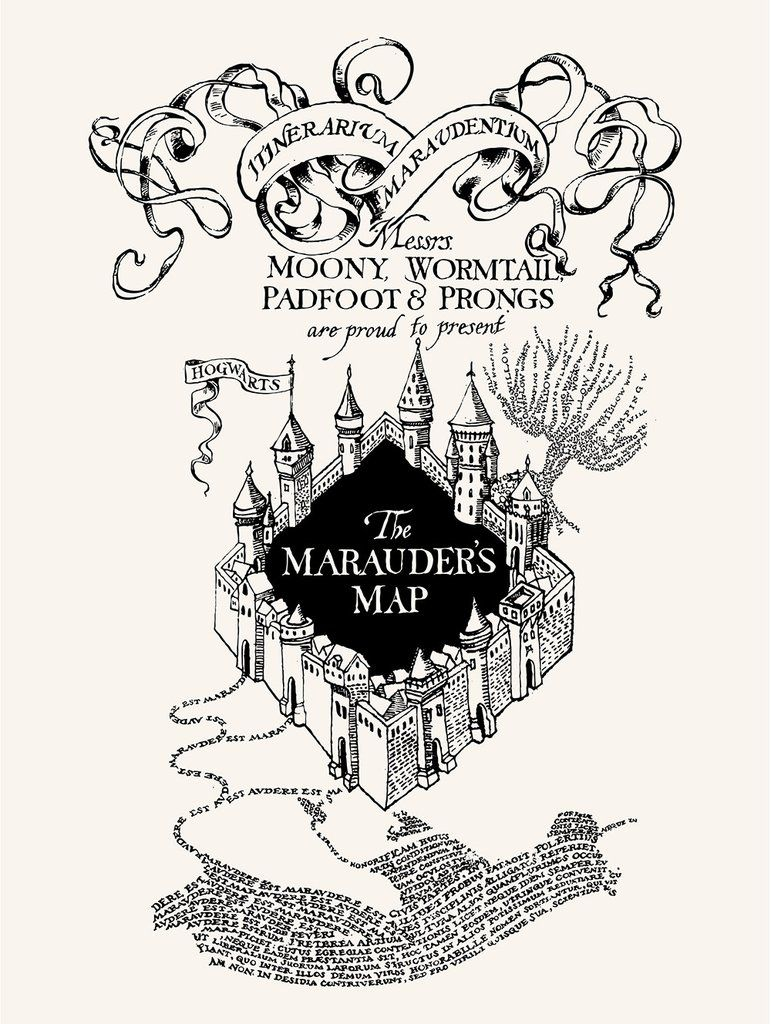 Crafting with Court: Canvas Shoe Decoration: Marauder's ... |Marauders Map Drawing