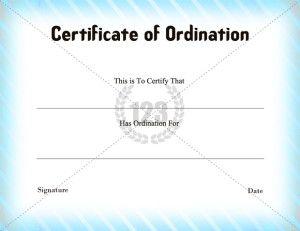 Church Certificate Archives  Free  Premium  Certificate